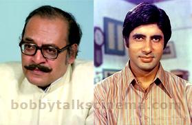 Utpal-Dutt-Amitabh-Bachchan