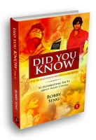 Did you know (Vol1) : (For All Bollywood Obsessed Movie Buffs) - by Bobby Sing